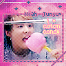 Junsu love Coton candy by MeyLi27
