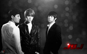 JYJ Wallpaper by MeyLi27
