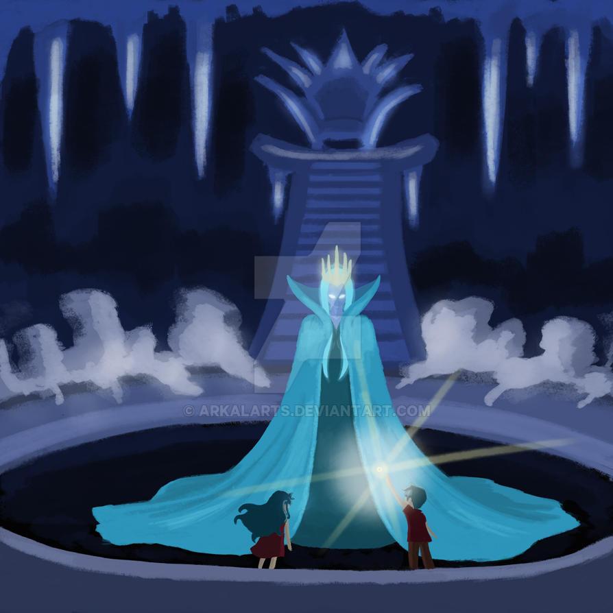 Ice Queen by Arkalarts