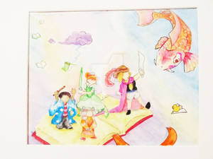 Storybook Watercolor