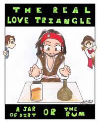 POTC Love triangle by Silence-ofaDarkHeart