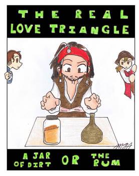POTC Love triangle
