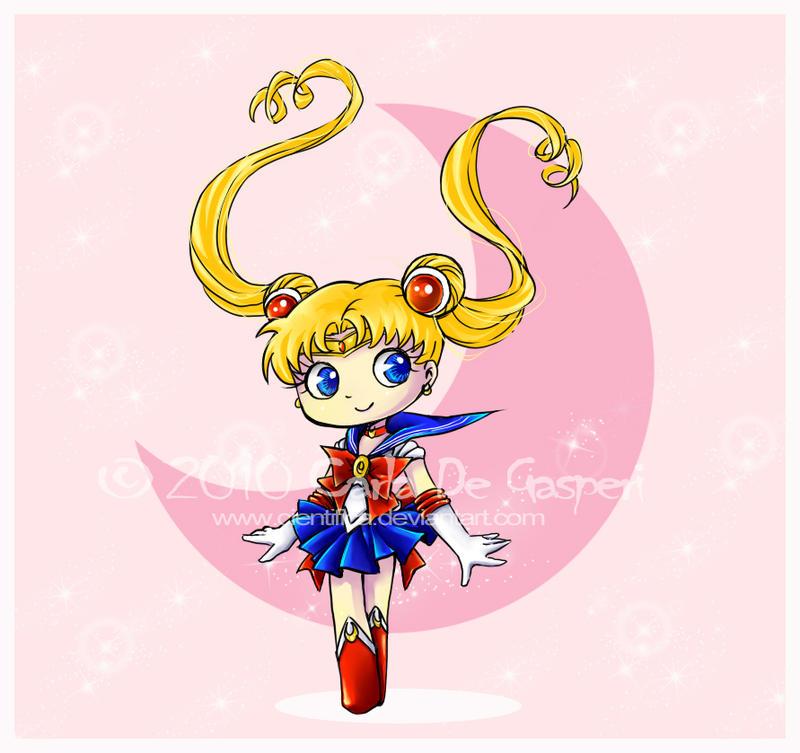 .: Sailor Moon :. by Cientifica