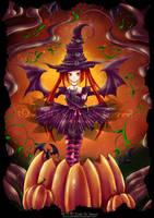 Pumpkin Girl by Cientifica