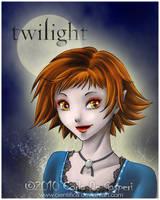 Alice Cullen by Cientifica