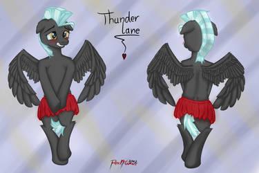 Thunderlane's plot by 2edFlames