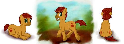 Ponysona by 2edFlames