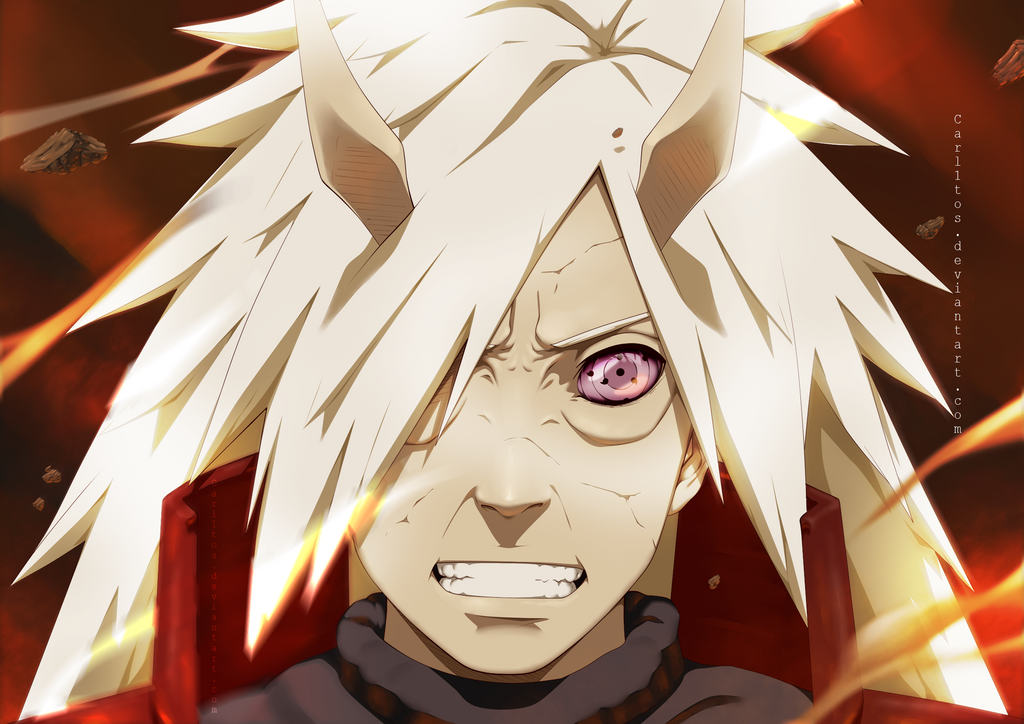 Naruto Shippuden  fanart by carl1tos