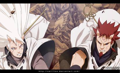 Naruto - 690 by carl1tos