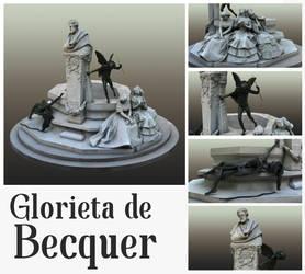 Glorieta de Becquer