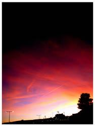 The Last Summer's Sunset