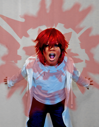 C0DE:BREAKER: Supersonic Scream by AuroraCelsius