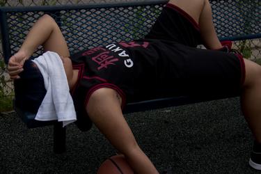 Kuroko no Basket: Long Day by AuroraCelsius