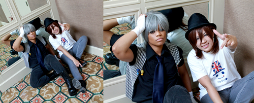 UtaPri: Get some R and R by AuroraCelsius