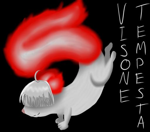 Visone Tempesta by mantoux3