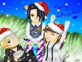 Merry Christmas~ by mantoux3