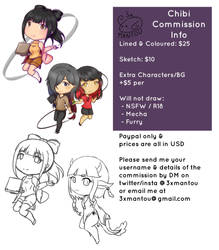 Chibi Commission Info! [[OPEN]] by mantoux3