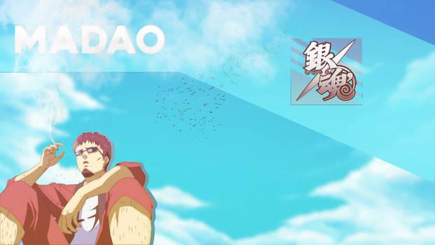 Madao - Gintama - Wallpaper