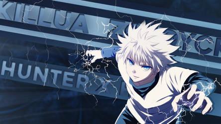 Killua - Hunter x Hunter - Wallpaper