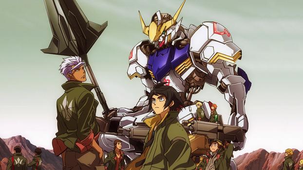 Gundam - Iron Blooded Orphans - Wallpaper
