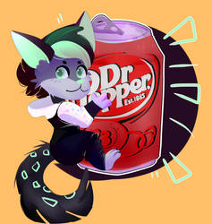 I LOVE IT DR.PEPPER[YCH4]