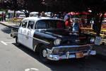 56 Belair Cop Car