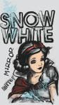 Charcoal Snow White