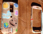 Little BIG Planet Cell Cover
