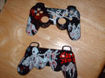 Nazi Zombies PS3 Controller
