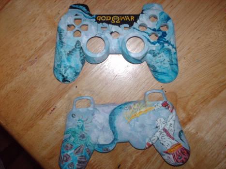 God of War PS3 Controller