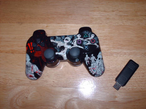 PS3 Nazi Zombies Controller 1