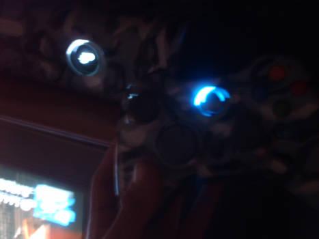 Camo Xbox 360 LED Mod