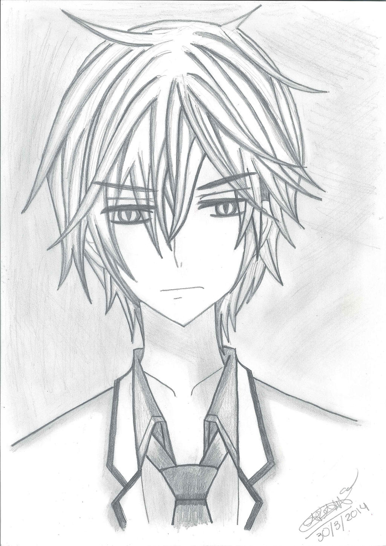 Kei Takishima Manga style. by Sailor Aria on DeviantArt