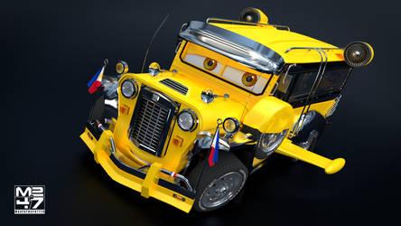 Jeepney by MaxPathSpotter