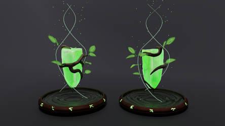 Regeneration Rune, WIP