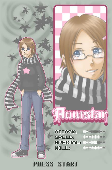 amostar's Profile Picture