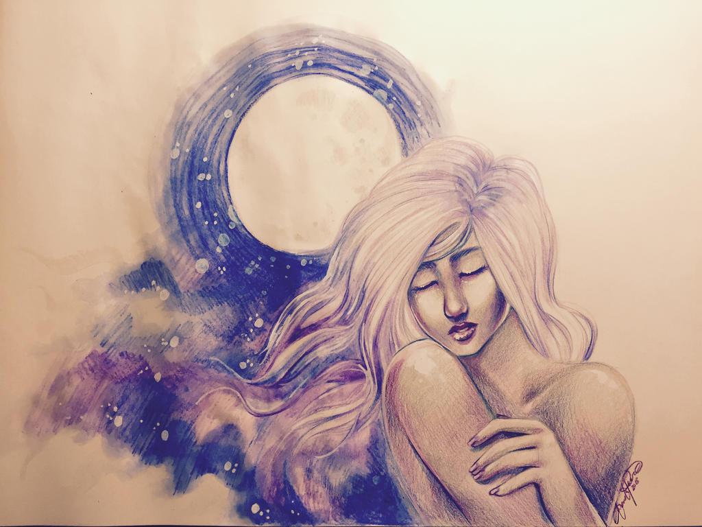 Luna Lover by amostar