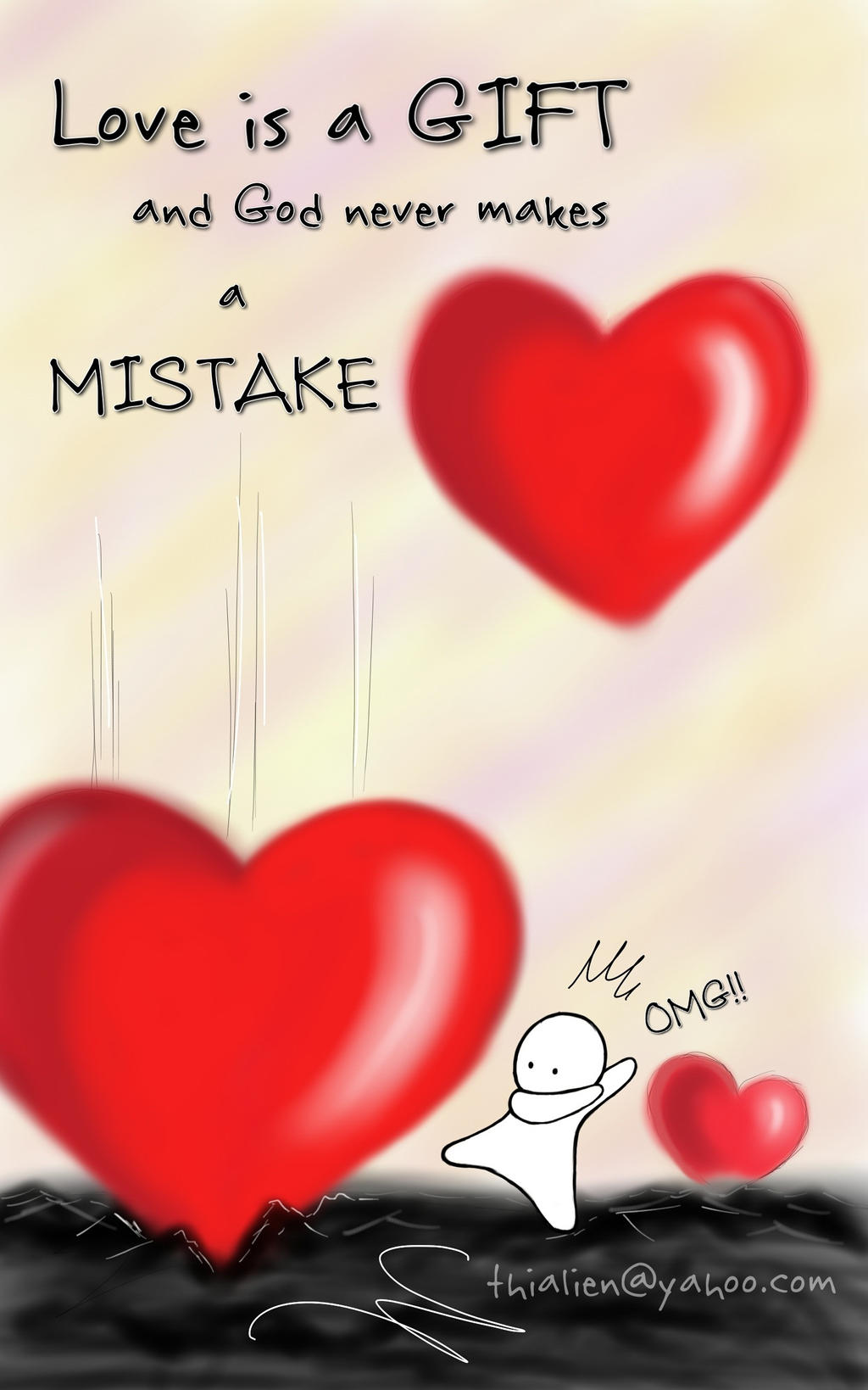Love is a Gift by thialien on DeviantArt