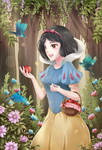 Fan art : Snow White
