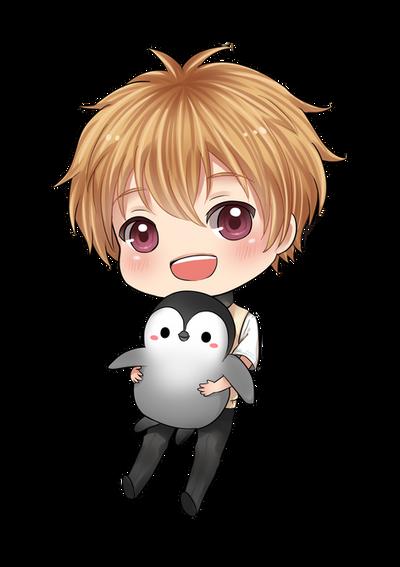 Penguin Nagisa by nayumi-green