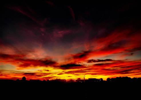 Fire the Sky