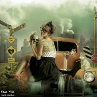 Dead End.......... by mariaig