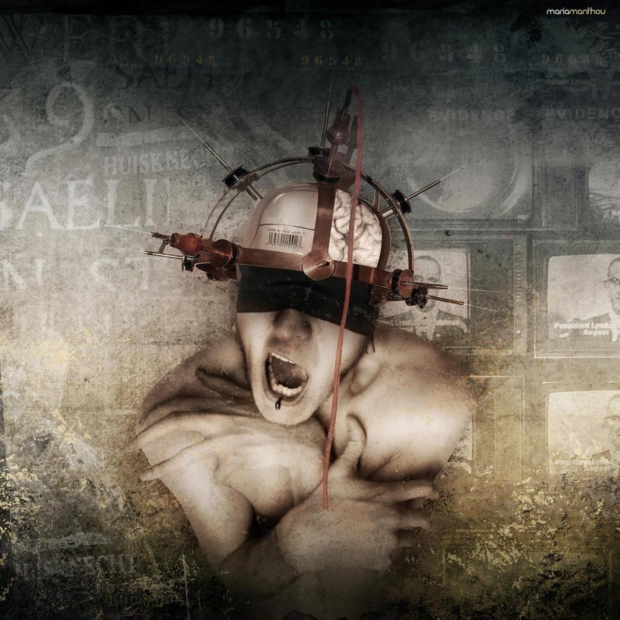 Brain by mariaig