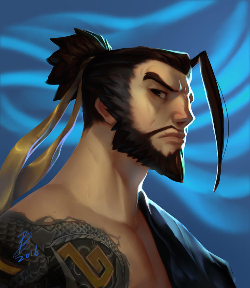 Hanzo Wallpaper: Hanzo By Bilkaya On DeviantArt