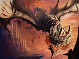 Dragon by Christian-Angel