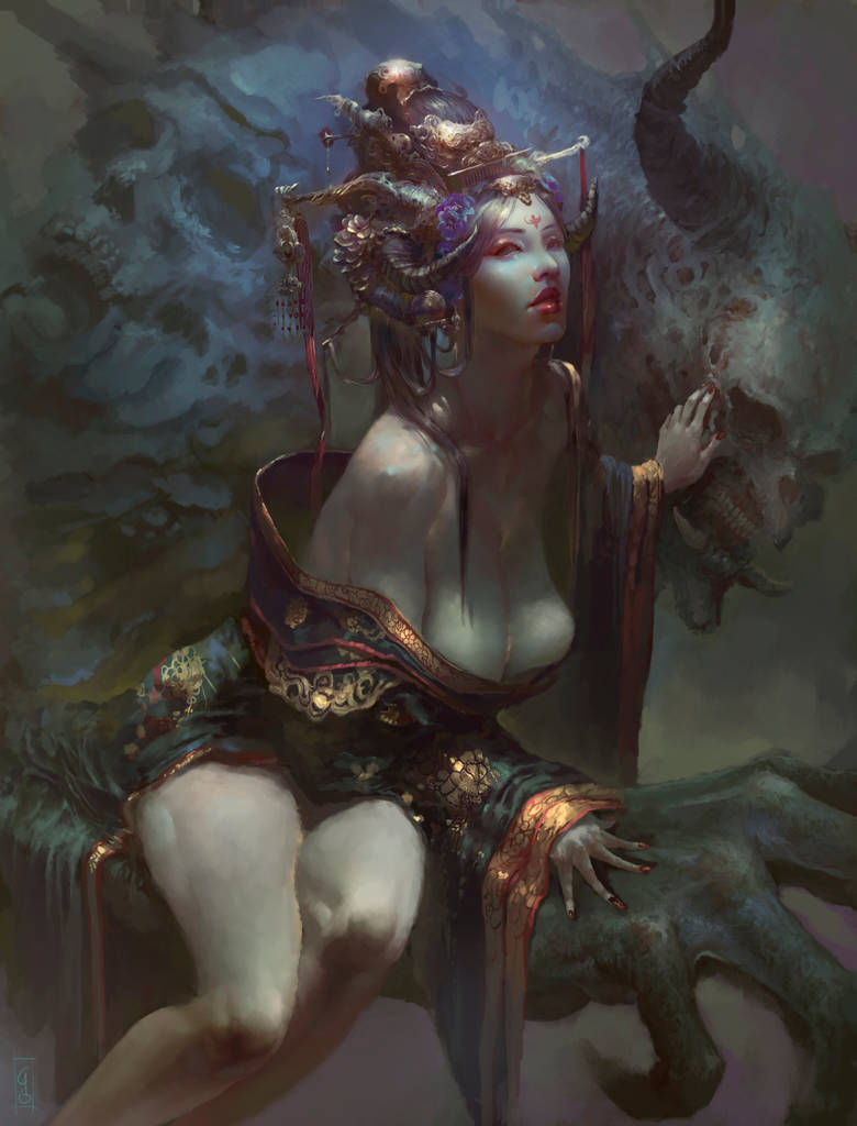 Empress Of the Damned