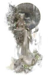 Princess serenity by Christian-Angel