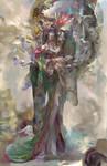 Yuuko by Christian-Angel