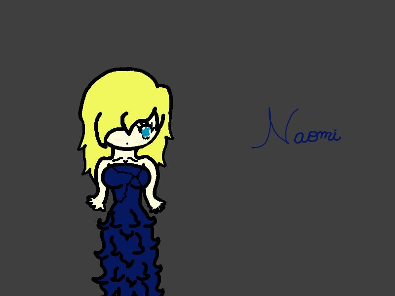 Chibi Naomi~ by VioLover7