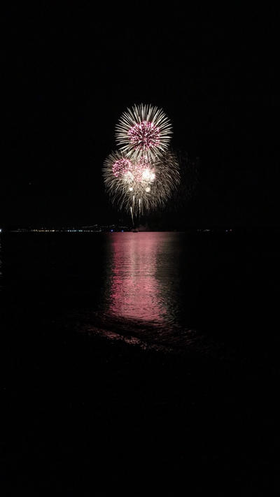 Fireworks  by VioLover7